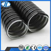 PVC coated flexible steel cable conduit