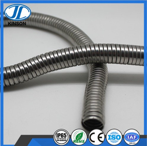 stainless steel interlock flexible conduit