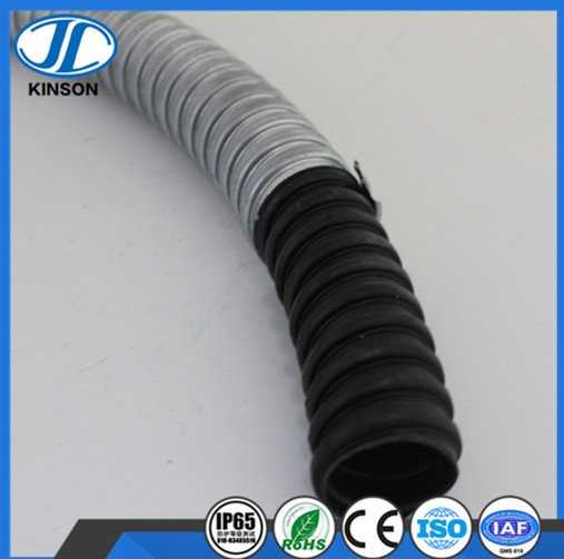 PVC internal Coated stainless steel conduit