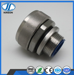 DPJ Type stainless steel end style Flexible Steel Pipe Fitting