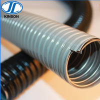 Electrical flexible metallic wire cable protection conduit