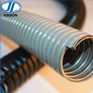 Plastic Coated Metal Flexible conduit electrical tube