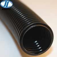 Plastic Flexible corrugated electrical conduit pipes